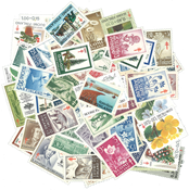 Finland - Complete collection turberculosis stamps