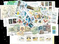 Finland - 154 forsk. frimærker 1979-1999