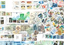 Finlande - 249 timbres diff. 1979-1999