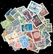 Finland - 120 forsk. postfriske frimærker