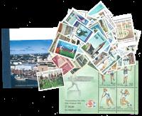 Finlande - Helsinki sur timbres
