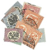 Finlande - 12 timbres spéciaux diff.