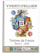 Yvert & Tellier - Catalogue Tome 1 France 2018