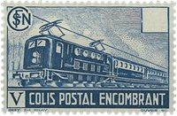 France - Colis postaux YT 182