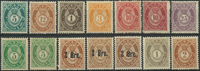 Norge - 1882-93