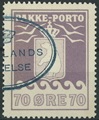 Grønland - Pakkeporto - 1936