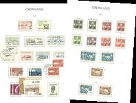 Grønland - Samling - 1938-2007