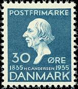 Danmark  Stålstik AFA 228