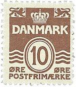 Danmark 1938 - AFA 235a - Postfrisk
