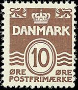Danmark  Stålstik AFA 235a
