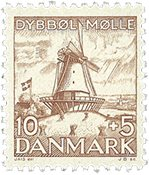 Danmark  Stålstik AFA 237