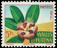 Wallis - YT 159 - postfrisk