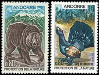 French Andorra YT 210-11