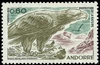 French Andorra YT 219