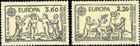 Andorre francais YT 378-79