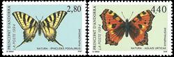 Andorre francais YT 451-52