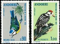 Andorre francais YT 232-33