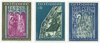 Andorre francais YT 221-23