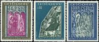 French Andorra YT 221-23