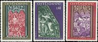 Fransk Andorra -  YT 206-08