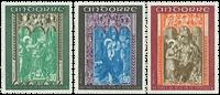 Fransk Andorra -  YT 214-16