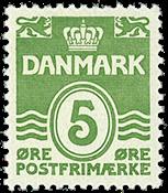 Danmark  Stålstik AFA 199
