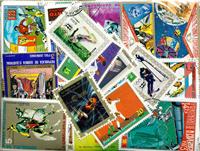 Guinea Ecuatorial - 380 sellos diferentes