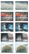 Sweden - Lars Lerin - Mint booklet
