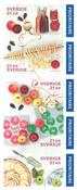 Sweden - Apple Festival - Mint booklet