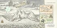 Christmas Islands - Opdagelsesrejsende - Postfrisk miniark