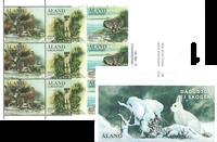 Åland - Skovens pattedyr - Postfrisk hæfte