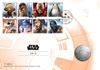England - Star Wars BB-8 - Flot medaljebrev