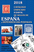 Edifil Catalogue - Spain and colonies 2018