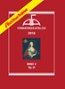 AFA Vesteuropa frimærkekatalog bind 3, 2018 (Sp-Ø)