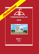 AFA Western Europe stamp catalogue vol. 1, 2018 (A-G)
