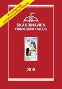 AFA Skandinavia-postimerkkiluettelo 2018