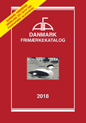 AFA Denmark stamp catalogue 2018