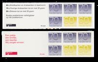 Holland 1991-1992 - NVPH PZB 44a/b - Postfrisk