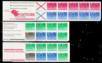 Holland 1982-1987 - NVPH PZB 28a + 33a/b - Postfrisk