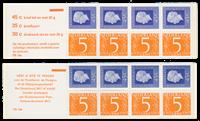 Holland 1974-1975 - NVPH PZB 16a/16b - Postfrisk