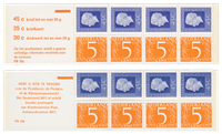 Pays-Bas 1974-1975 - NVPH PZB 16a/16b - neuf