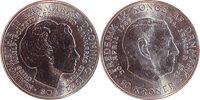 Danmark 1972 - Tronskiftemønt - 10 kr. - Sølv