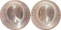 Danmark 1968 - Bryllupsmønt - 10 kr. - Sølv