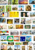 Alemania Oeste - Commemorativos - 1 kg