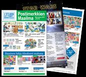 Postimerkkien Maailma - LPG175