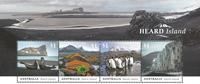 Australia - Heard Island - Mint souvenir sheet