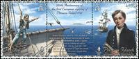 Pitcairn Øerne - Robert Pitcairn - Postfrisk sæt 2v