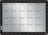 Switzerland - Selfie - Mint sheetlet 20v