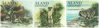 Åland - Mammifères dans la forêt - Série neuve