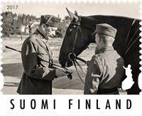 Finlande - Mannerheim - Timbre neuf